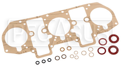 Large photo of Weber Gasket Set for 40/46 IDA (Triple), Pegasus Part No. WC-92.0058.05
