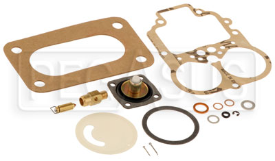 Large photo of Rebuild Kit for Weber 32/36 DFAV, Pegasus Part No. WC-92.3230.05