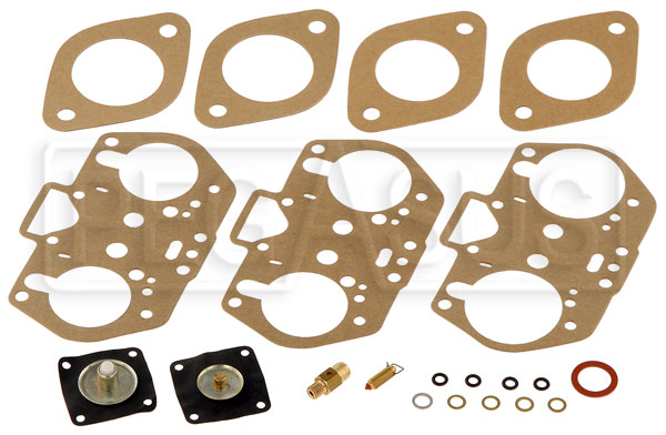 Large photo of Rebuild Kit for Weber IDF, Pegasus Part No. WC-92.3240.05