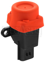 Inertia-Activated Fuel Pump Safety Switch