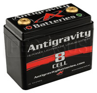 (LI) Antigravity 12v Lithium Small Case Battery, 8 Cell