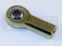 1/4-28 Female Rod End for Throttle Cable (loose)