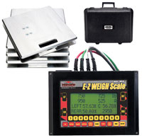 Intercomp SW500 E-Z Weigh Cabled Scale System