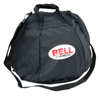 Bell Black Helmet Bag with Fleece Lining
