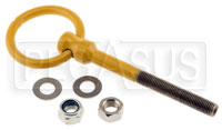 OMP EB/571 Tow Hook, Ring Type (Stainless Steel)