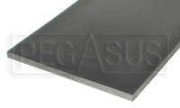 "SFI Approved High Density Foam, 1"" thick sheet"