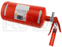 SPA FIA18 4.0L AFFF Fire Systems, FIA Approved