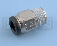 "SPA 1/8 x 6mm (1/4"") Push-in Fitting"