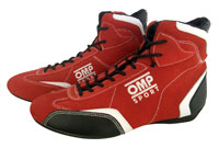 OMP Sport Line Driving Shoes, FIA & SFI 3.3/5