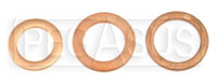 Soft Copper Crush Washer
