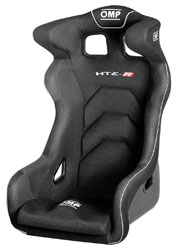 OMP HTE-R Racing Seat, FIA Approved