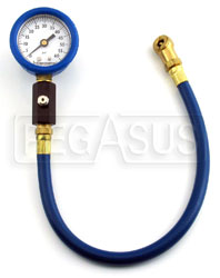 Intercomp 2 inch Deluxe Tire Pressure Gauge, 0-60 psi