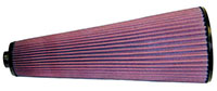 K&N Cone Air Filter: 83-85 Tiga Sports 2000 (6.12 x 16)
