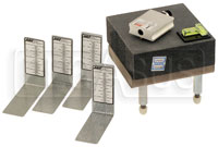 ART Laser Scale Pad Leveling System w/ Granite Plate