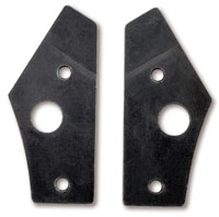 Beta 1120ARG Spare Side Jaws for Hand-Held Nibbler, Pair