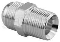 "Davies Craig Alloy EWP Adapter, 1"" NPT Male to 16AN Male"