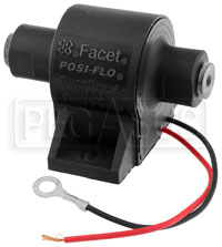 Facet Posi-Flo 12v Fuel Pump Kit, 1/8 NPT, 1-2.5 psi
