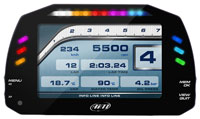AiM MXS Strada High Performance Digital Street Dash