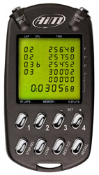AiM MultiChron Handheld Stopwatch