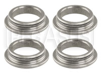 PFC ZR34 Caliper Piston Cap Kit with Retainers