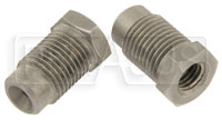 PFC Brake Caliper Bleeder Inserts, M10x1.0, Set of 2