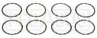 PFC ZR25 Piston Cap O-Ring Retainers for Swift 016, 25.5mm