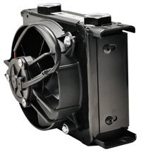 Setrab Fanpack: Series 1 Cooler, 19 Row, with 12 v Fan