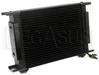 Setrab Fanpack: Series 6 Cooler, 25 Row, with 12 v Fan