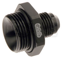 Setrab M22 to 6AN Male Adapter, Straight