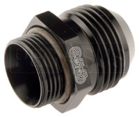 Setrab M22 to 12AN Male Adapter, Straight