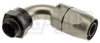 Setrab M22 to 12AN Reusable Hose End, 90 Degree