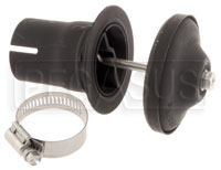 "SuperTrapp 1.50"" Clamp-On Flange with End Cap for 3S Series"