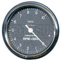 Stack Chronotronic Tachometer, 0 to 10,000 RPM