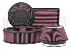 K&N Air Filters & Accessories Product Category