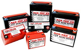 All Racing Batteries Product Group