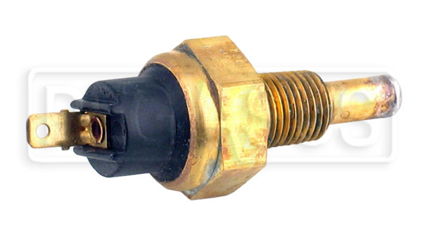 Large photo of 225 F Temperature Switch, 1/4 NPT, Pegasus Part No. 1005