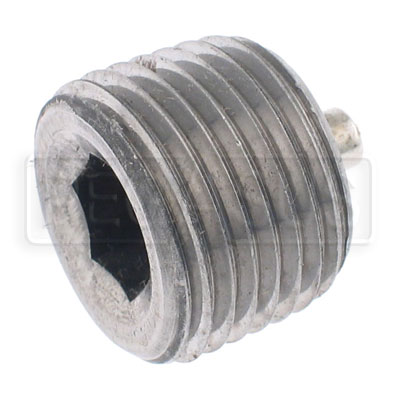 Large photo of Magnetic Plug, Hex Socket 1/2-14 NPT, Pegasus Part No. 1013