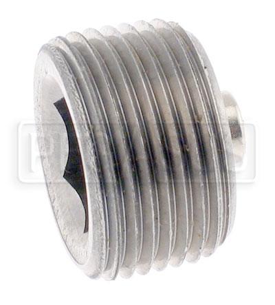 3 4 Plugs >> Magnetic Plug Hex Socket 3 4 14 Npt