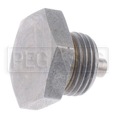 Magnetic Plug Cap Screw Type 5 8 18 Pegasus Auto Racing
