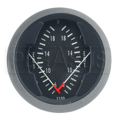Large photo of Dual EGT Gauge, 2 1/16in, 500 - 2000F, Pegasus Part No. 1057