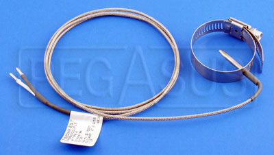 Large photo of EGT Probe, Clamp On, 1 - 1.62 in Pipe Diameter, Pegasus Part No. 1080