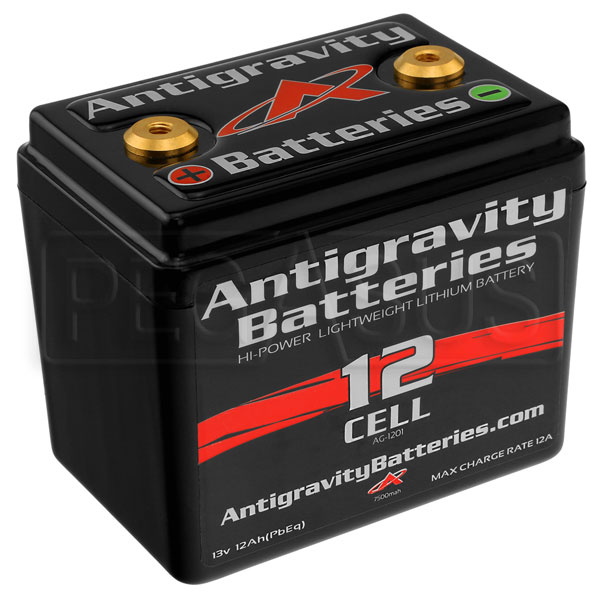 li antigravity 12v lithium small case battery 12 cell pegasus auto racing supplies. Black Bedroom Furniture Sets. Home Design Ideas