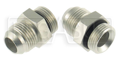 Large photo of Canton -12 O Ring Boss Adapter (Pair) - 1 1/16  x 12, Pegasus Part No. 1280-Size