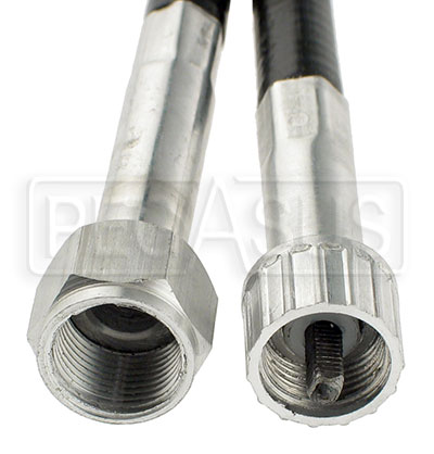 Large photo of Tach Cable, Smiths Input (Less Drive Dog), Smiths Output, Pegasus Part No. 1382-Size