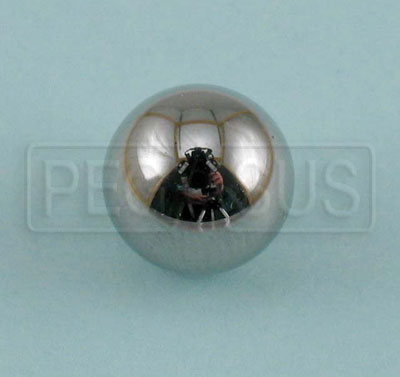 Large photo of Webster Shift Selector Detent Ball, Pegasus Part No. 1410-A15