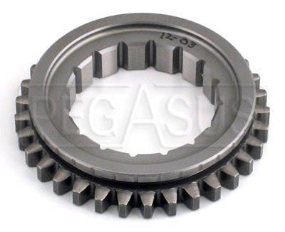 Large photo of Reverse Sliding Gear, 4 Speed Mk 4, 6, 8, 9, Pegasus Part No. 1410-A41/44