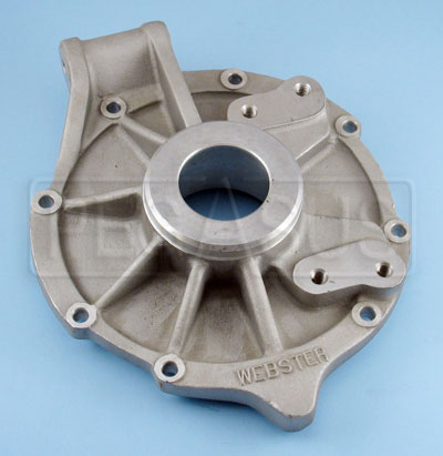 Large photo of Webster Left Hand Side Plate, Webster Model 400 Gearbox, Pegasus Part No. 1410-B01-2