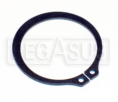 Large photo of Stub Axle Snap Ring, MK9, Pegasus Part No. 1410-B08-1