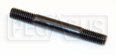 Large photo of Long Stud for Hewland/Webster Bearing Carrier, 8mm x1.25, Pegasus Part No. 1410-C16