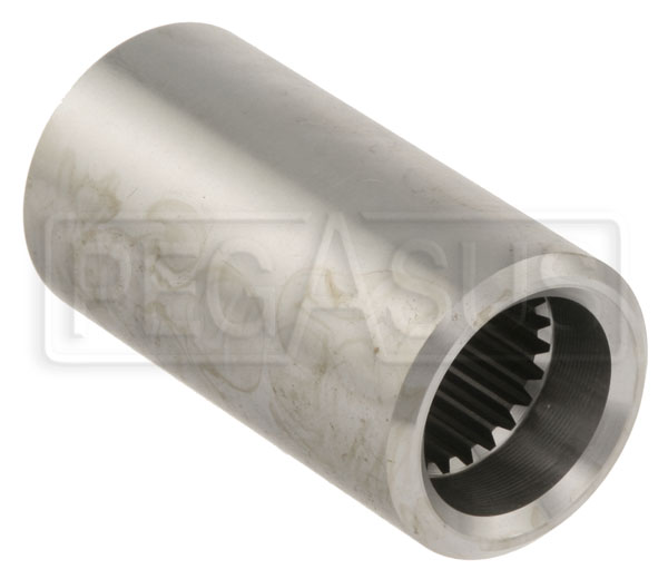Large photo of Hewland Input Shaft to Layshaft Coupling Sleeve, Pegasus Part No. 1410-C18H